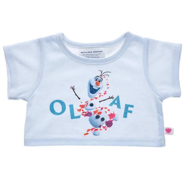 Disney Frozen 2 Olaf T-Shirt - Build-A-Bear Workshop®