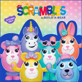 Scrambles by Build-A-Bear™ - Build-A-Bear Workshop®