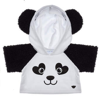 Online Exclusive Panda Hoodie - Build-A-Bear Workshop®