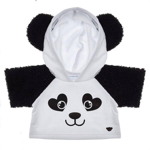 Online Exclusive Panda Hoodie - Build-A-Bear Workshop®