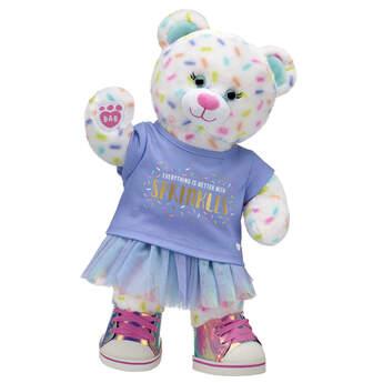 Online Exclusive Sweet Sprinkles Bear Rainbow Gift Set, , hi-res