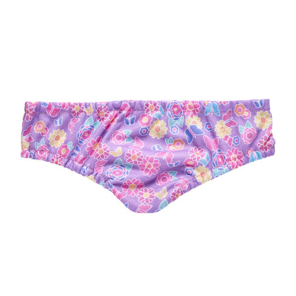 Floral Pastel Panties - Build-A-Bear Workshop®