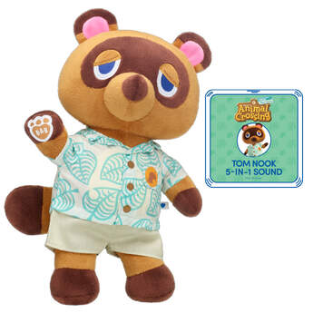 Animal Crossing™: New Horizons Tom Nook Summer Gift Bundle with Phrases, , hi-res