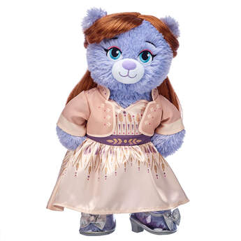 Disney Frozen 2 Anna Inspired Bear Arendelle Gift Set, , hi-res