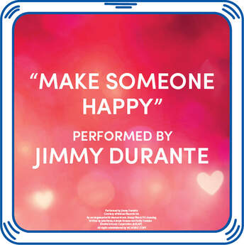 """Make Someone Happy"" Performed by Jimmy Durante - Build-A-Bear Workshop®"