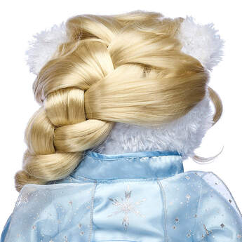 Disney Frozen 2 Elsa Wig - Build-A-Bear Workshop®