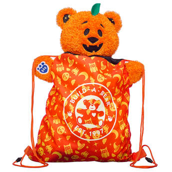 Halloween Toy Bear Carrier - Build-A-Bear Workshop®