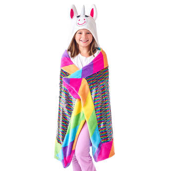 Unicorn Big Hugs Blanket - Build-A-Bear Workshop®