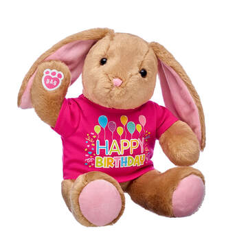 Pawlette Birthday Bunny Gift Set, , hi-res