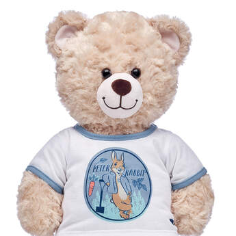 Peter Rabbit™ T-Shirt - Build-A-Bear Workshop®
