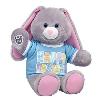 Garden Grey Plush Easter Gift Set- Build-A-Bear®