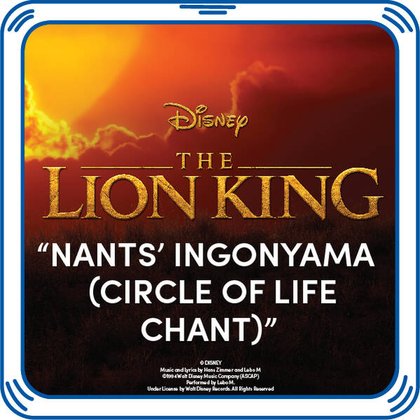 """Nants' Ingonyama (Circle of Life Chant)"" - Build-A-Bear Workshop®"