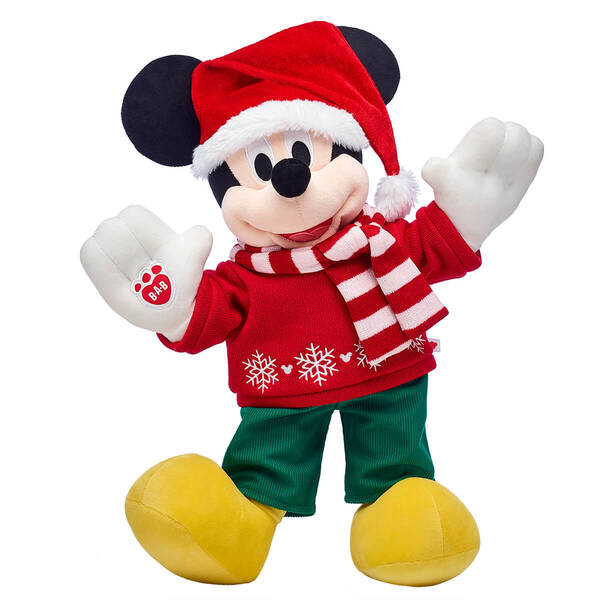 Online Exclusive Disney Mickey Mouse Christmas Gift Set, , hi-res