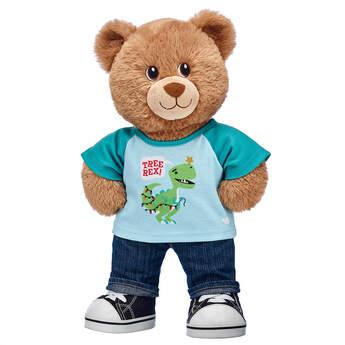 Online Exclusive Lil' Cub Brownie Tree Rex Gift Set, , hi-res