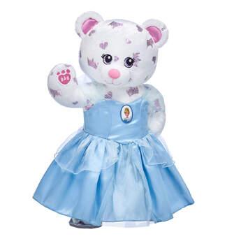 Disney Princess Inspired Bear Cinderella Gift Set, , hi-res