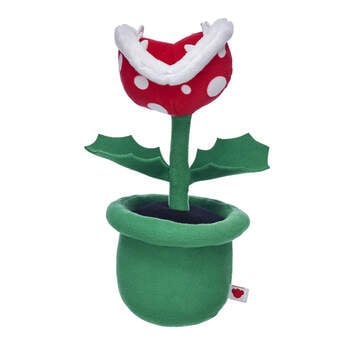 Pre-Stuffed Piranha Plant - Build-A-Bear Workshop®