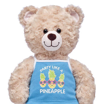 Online Exclusive Party Like a Pineapple Tank - Build-A-Bear Workshop®