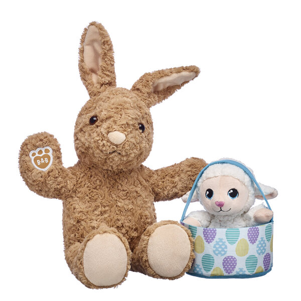 Online Exclusive Classic Cocoa Bunny Easter Gift Set, , hi-res