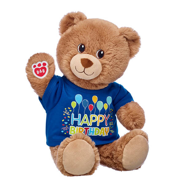 Lil' Cub® Brownie Birthday Bear Gift Set, , hi-res
