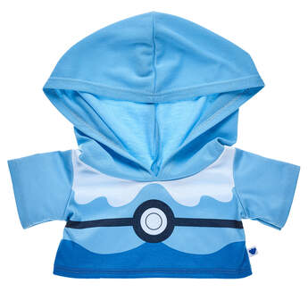 Pokémon Dive Ball Hoodie - Build-A-Bear Workshop®
