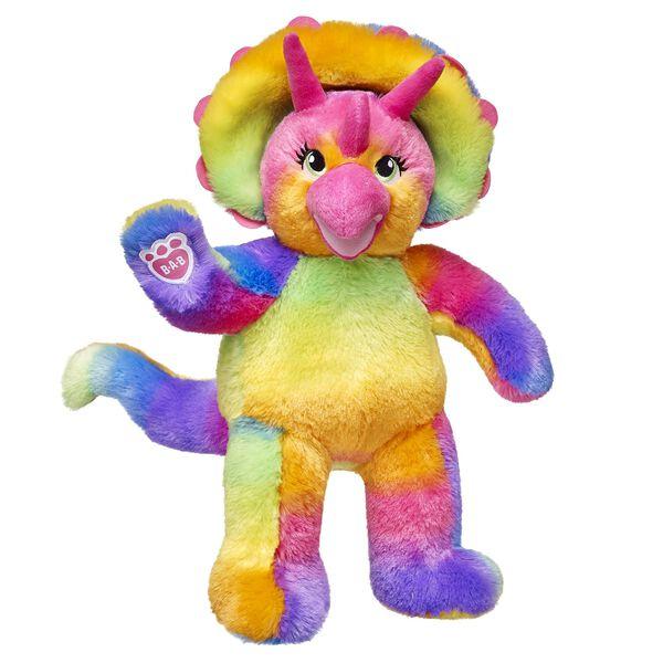 Rainbow Triceratops, , hi-res
