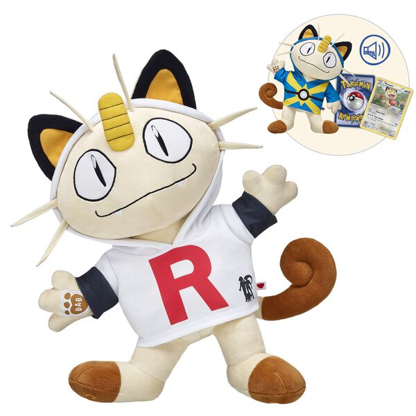 Online Exclusive Meowth Bundle, , hi-res