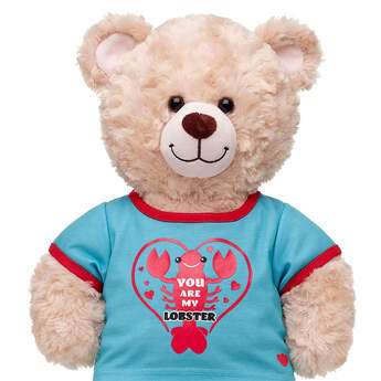 Online Exclusive You Are My Lobster T-Shirt - Build-A-Bear Workshop®