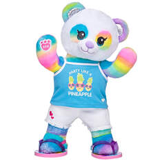 Online Exclusive Rainbow Friends Panda Pineapple Gift Set, , hi-res