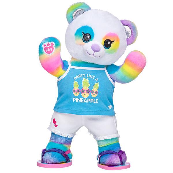 Online Exclusive Rainbow Friends Panda Pineapple Gift Set, , hi-res