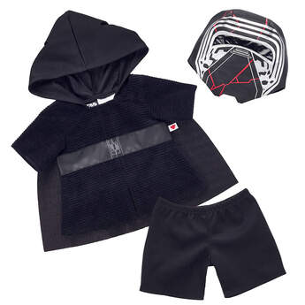 Kylo Ren™ Costume 3 pc. - Build-A-Bear Workshop®