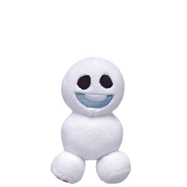 The mischievous little Snowgies from Disney Frozen Fever take plush form, bringing fun to your furry friend! The Mini Snowgie Wristie attaches to a furry friend's wrist so it can hold the Snowgie and take it along everywhere.© Disney
