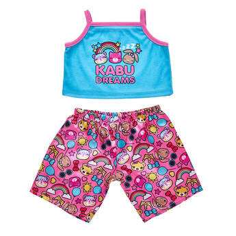 Kabu™ Dreams Pyjama Set 2 pc. - Build-A-Bear Workshop®