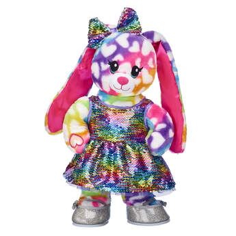 Rainbow Friends Bunny Sequin Gift Set, , hi-res