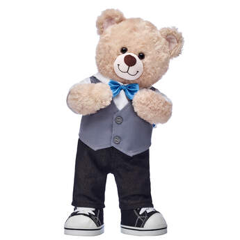 Online Exclusive Happy Hugs Teddy Business Gift Set, , hi-res