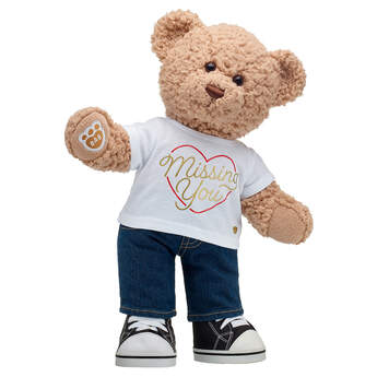 Online Exclusive Timeless Teddy Missing You Gift Set, , hi-res