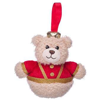 Bear Bell Ornament - Build-A-Bear Workshop®