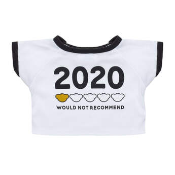 Online Exclusive 2020 Would Not Recommend T-Shirt - Build-A-Bear Workshop®