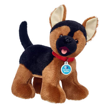Promise Pets™ German Shepherd - Build-A-Bear Workshop®