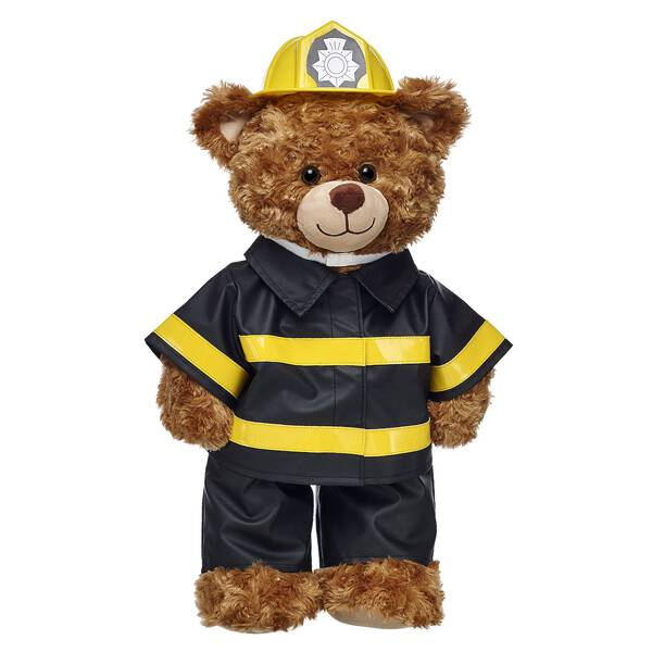 Firefighter Costume 3 pc. - Build-A-Bear Workshop®