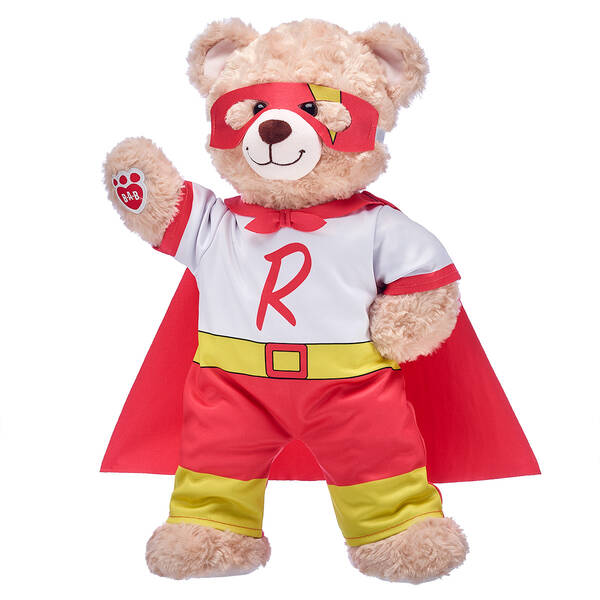 Happy Hugs Teddy Ryan's World Red Titan™ Gift Set, , hi-res