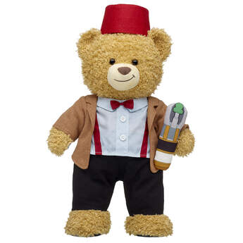 Online Exclusive Doctor Who Eleventh Doctor Costume & Sonic Screwdriver Set - Build-A-Bear Workshop®