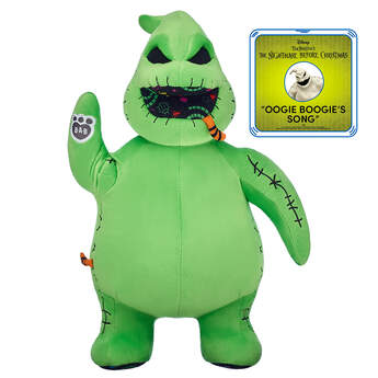 Online Exclusive Oogie Boogie with Sound, , hi-res