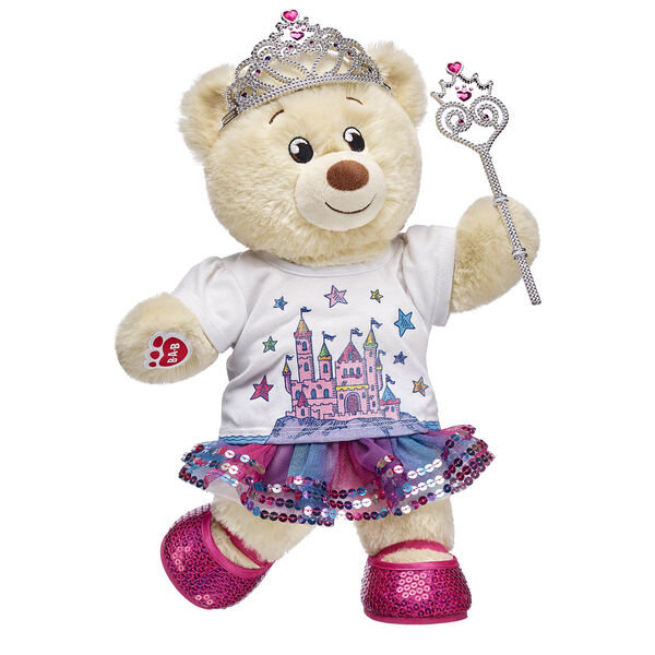 Lil' Pudding Cub Princess Gift Set, , hi-res