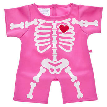 Pink Skeleton Suit - Build-A-Bear Workshop®