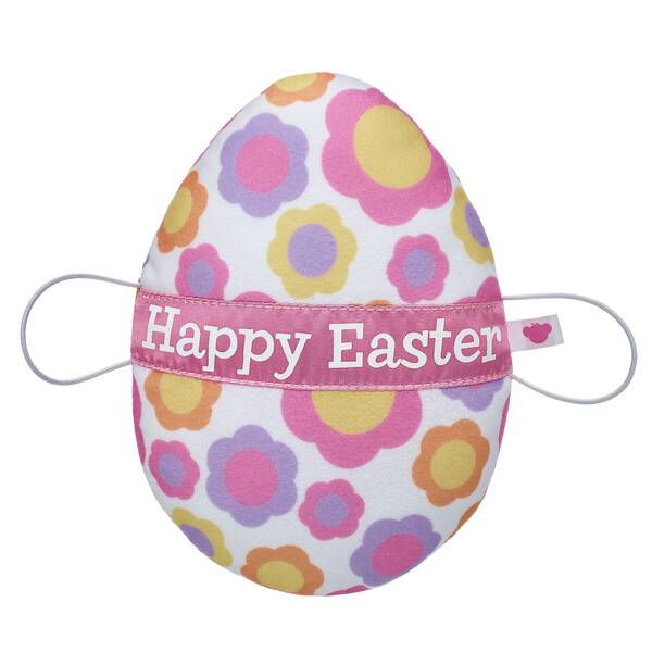 Give an egg-stra BIG Easter surprise by adding this jumbo plush Easter egg accessory to any furry friend! Build-A-Bear Workshop offers hundreds of unique stuffed animal clothing & accessory options you won't find anywhere else. Outfit a furry friend online to make the perfect gift!