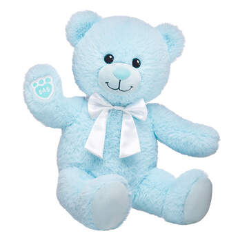 Online Exclusive Blue Baby Bear Gift Set, , hi-res