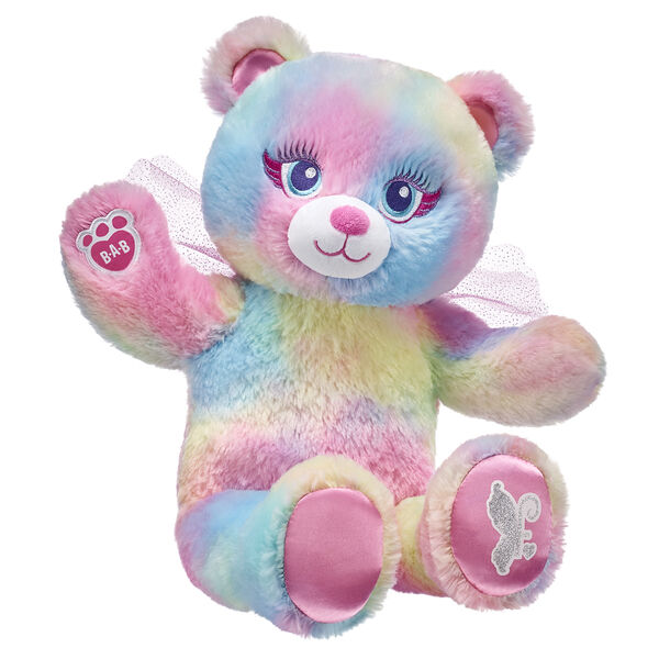 Pastel Bear Fairy Friend, , hi-res