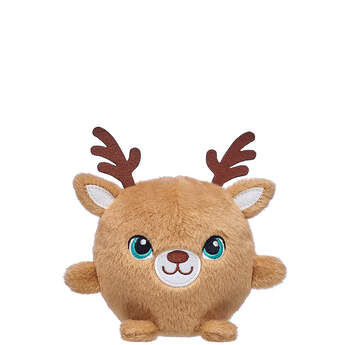 Brown Reindeer Slow-Foam Mini - Build-A-Bear Workshop®