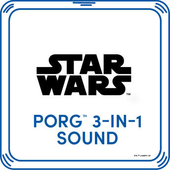 Porg™ 6-in-1 Sound - Build-A-Bear Workshop®
