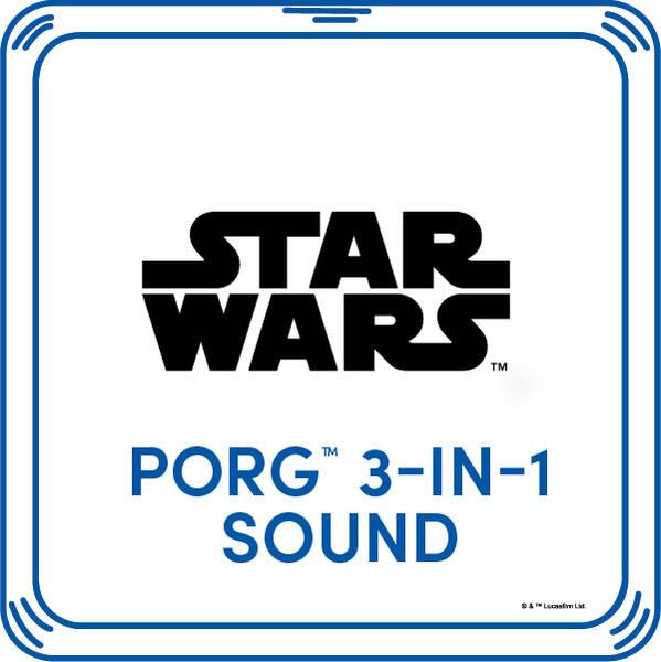 Porg™ 6-in-1 Sound - Build-A-Bear Workshop®